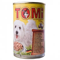 Консервы для собак TOMi 3 ВИДА ПТИЦЫ (3 kinds of poultry), банка , 400гр.