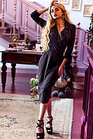 Красное офисное платье Консуэла 42-44 размеры Jadone