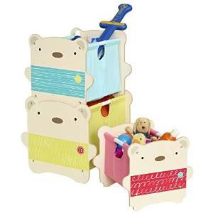 Органайзеры, ящики, комоды для игрушек