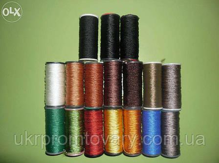 Шнур полипропиленовый плетеный Ø2 мм, Киев, цвет разный!, фото 2