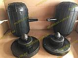 Усилители пружин пневмо,пневмоподушки малые сосок боковой универсальные (d 74, h 120), фото 3