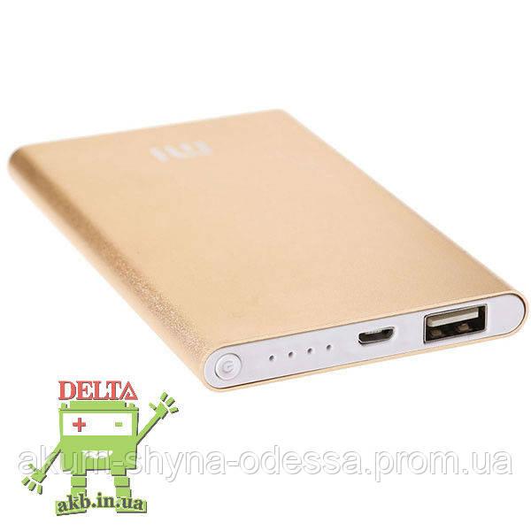 Портативный аккумулятор зарядка Xiaomi Mi 12800mAh
