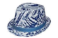 Шляпа челентанка из хлопка Новый день