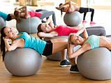 Гімнастичний м'яч для фітнесу - Gymnastic Ball (Фітбол), 75 див., фото 2