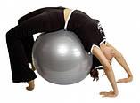 Гімнастичний м'яч для фітнесу - Gymnastic Ball (Фітбол), 75 див., фото 5