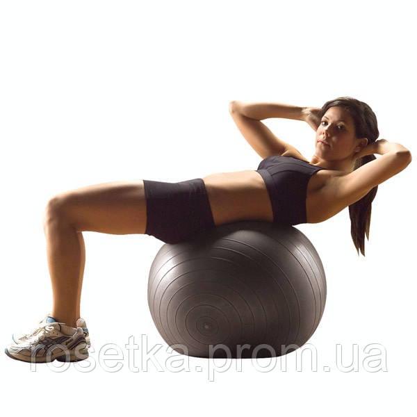 надувний м'яч для фітнесу Gymnastic Ball (Фітбол)