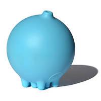 Игрушка для ванной Плюи голубой 2+ (43018), Moluk