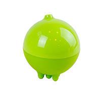 Игрушка для ванной Плюи зеленый 2+