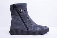 Ботинки из натуральной кожи №191-3 Lusi II, фото 1