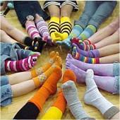 Шкарпетки дитячі та підліткові