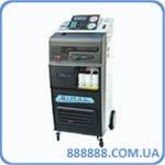 Установка автомат для заправки авто кондиц.+принтер Simal 134 WT Engineering