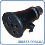 Наконечник для шланга 100 мм и d наконечника 140 мм BGT-100/140 Filkar
