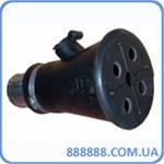 Наконечник для шланга 75 мм и d наконечника 140 мм BGT-75/140 Filkar