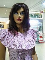 Летнее нежное розовое платье, фото 1
