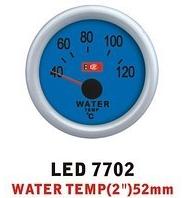 Дополнительный прибор Ket Gauge LED 7702 температура воды. Дополнительный прибор купить, фото 1