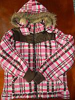Куртка детская зима, код 31004