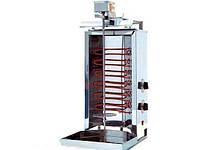 Аппарат для шаурмы электрический с электроприводом на 30 кг