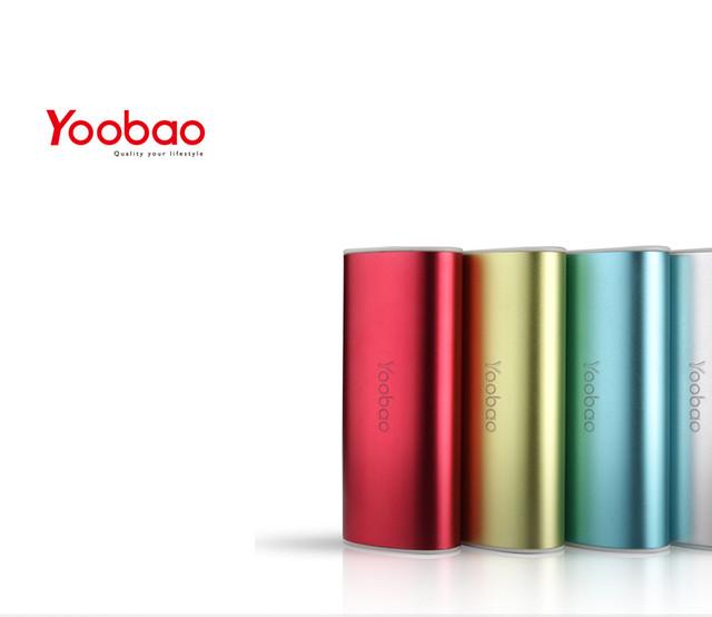 Новые модели внешних аккумуляторов Yoobao Power Bank