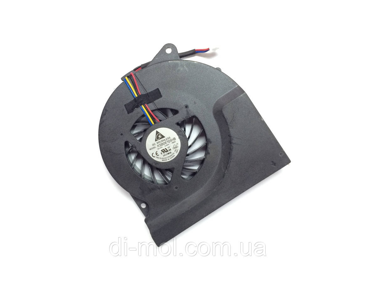 Вентилятор для ноутбука Asus K73E series, 4-pin