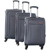 Добротный дорожный чемодан 3-ка. SW510603