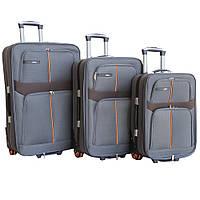 Стильный лёгкий и удобный чемодан