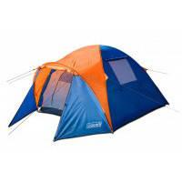 Легкая классическая двухслойная палатка PL4051011