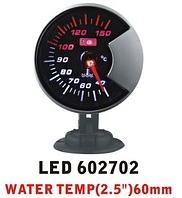 Дополнительный прибор Ket Gauge LED 602702 температура воды. Дополнительный прибор. Тюнинг.
