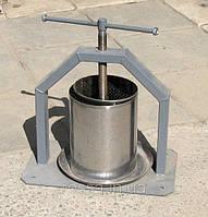 Механический прес ручной (10 литров) Винница