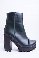 Ботинки из натуральной кожи №336-5, фото 1
