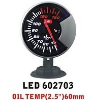 Дополнительный прибор Ket Gauge LED 602703 температура масла. Тюнинг., фото 1