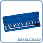 Ключ динамометрический в наборе+сменные насадки 40-200НМ 345202D11MR King Tony