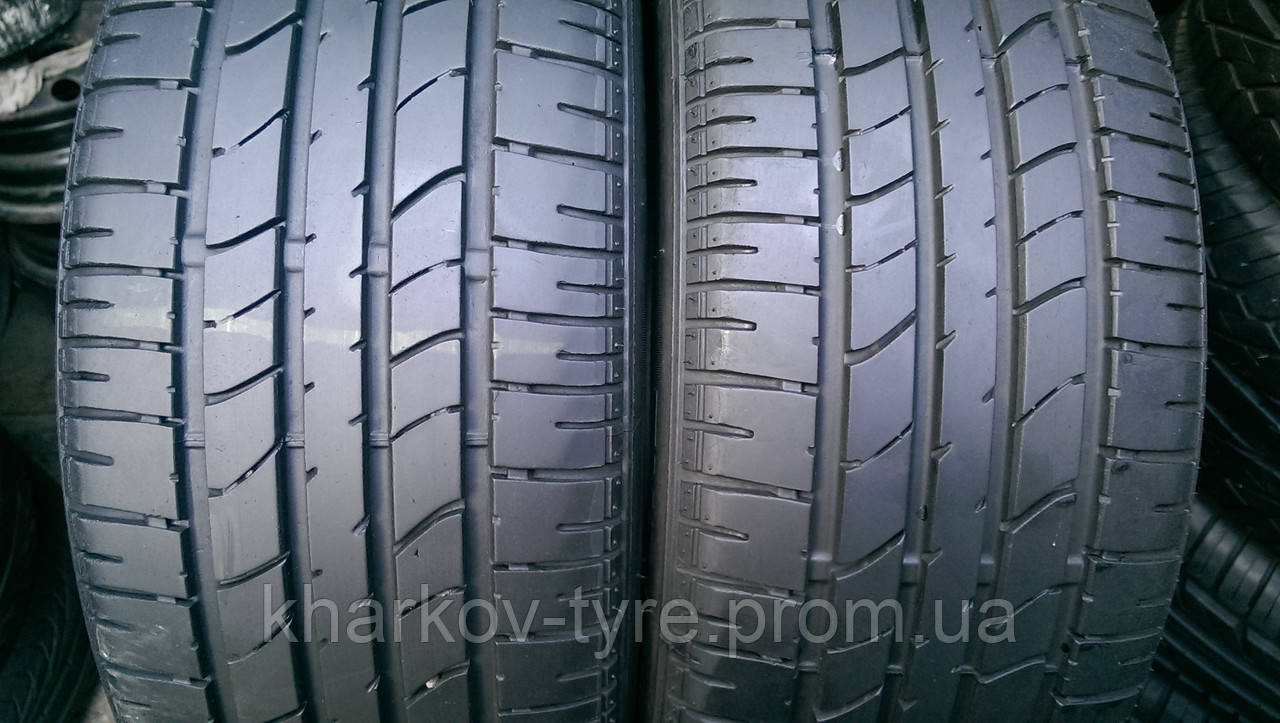 Шины летние б\у 205\45-16 Bridgestone Turanza ER30