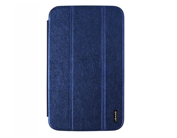 Чехол для планшета 10 дюймов USAMS Blue