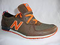Купить мужские кроссовки New Balance сетка в Киеве, фото 1