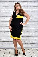 Женское платье летнее 0301-2,  с 42 по 74  размер, фото 1