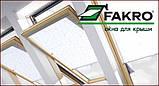 Вылаз-окно Fakro WGI  45х55 + универсальный оклад, Одесса, фото 4