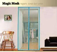 Магнитные шторы на дверь, антимоскитная сетка , фото 1