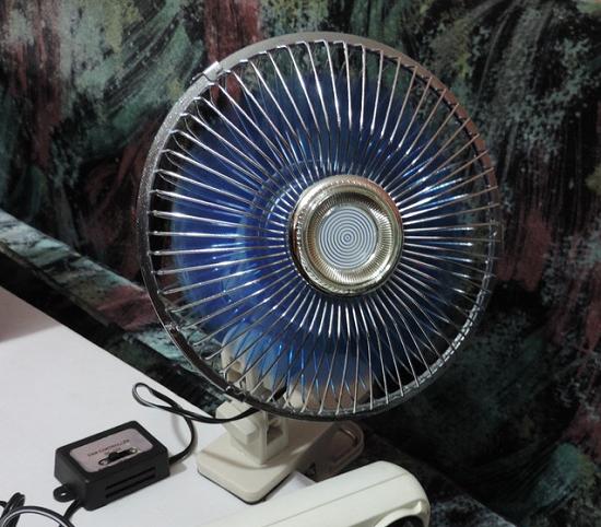 Автомобильный вентилятор «Cool Fan»