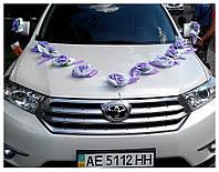 С фиолетовыми розами