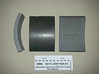 Накладка тормозная 5320, 5511 (Трибо)