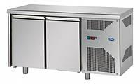 Стол холодильный DGD TF02MIDGN двухдверный