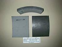 Накладка тормозная БелАЗ-7548 (Трибо)