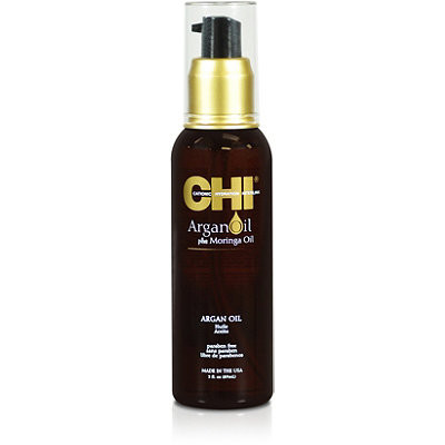 CHI Argan Oil plus Moringa Oil Восстанавливающее масло для волос