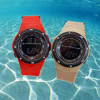 Часы водонепроницаемые наручные спортивные многофункциональные