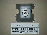 Крышка клапанная ГБЦ металл (пр-во КАМАЗ)