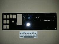 Панель выключателей с петлями и кронштейном запора (пр-во КАМАЗ)