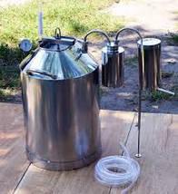 """Автоклав """"МЕГА - 14"""" електричний з нержавіючої сталі для домашнього консервування ., фото 2"""