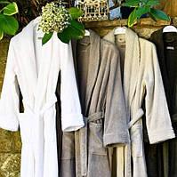 Банные халаты Galata Organic из органического хлопка от HAMAM