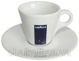 "Чашка с блюдцем эспрессоLAVAZZA""Blue Collection"" 70 мл."