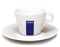 "Чашка с блюдцем капучино LAVAZZA""Blue Collection"" 160 мл."